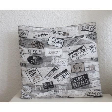 kissen grau vintage sofa. Black Bedroom Furniture Sets. Home Design Ideas