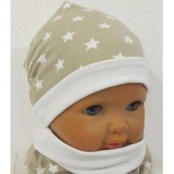 Mütze Schal Set Kinder Mädchen