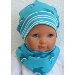Sommermütze Baby Junge Set