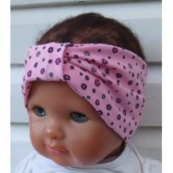 Haarband Baby Blume
