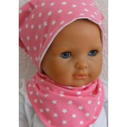 Mütze Schal Set Mädchen