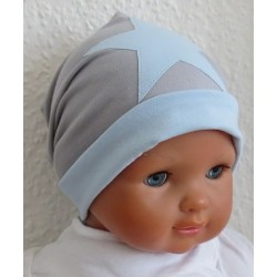 Sommermütze Baby Halstuch Set
