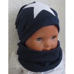 Mütze Schal Set Junge