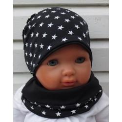 Mütze Schal Set Kinder
