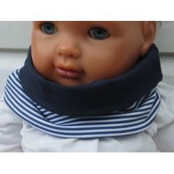 Baby Schal Junge Halssocke